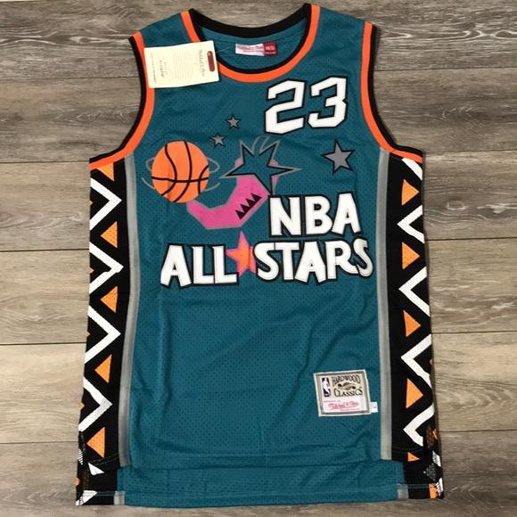 03824b0151cb Jordan 1996 All Star Jersey Chicago Bulls Retro